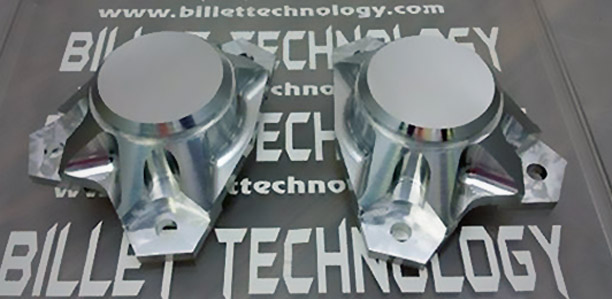 Billet Technology's Uni-Strut Design Strut Covers