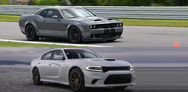 Dodge Hellcat (Charger & Challenger)